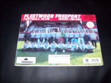 Fleetwood Freeport v Salford City, 1999/2000